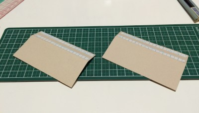 double stick backing
